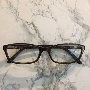 Burberry Tortoise glasses